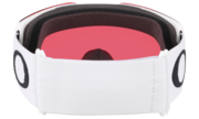 Fall Line XL Snow Goggles - Matte White / Prizm Snow Torch Iridium