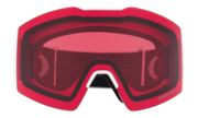 Fall Line XL Snow Goggles - Matte White / Prizm Snow Rose