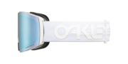Fall Line L Snow Goggles - Factory Pilot Whiteout