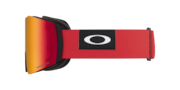 Fall Line XL Snow Goggles - BlockedOut Red