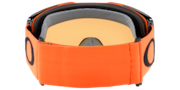 Fall Line L Snow Goggles - Neon Orange Black