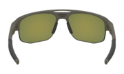 Mercenary - Matte Olive / Prizm Ruby Polarized