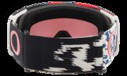 Line Miner™ Snow Goggles - Razor Camo Red Blu