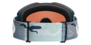 Fall Line XL Snow Goggles - CLAS Camo Blue