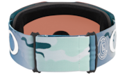 Fall Line XL Snow Goggles - CLAS Camo Blue