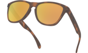 Frogskins® - Matte Brown Tortoise / Prizm Rose Gold Polarized
