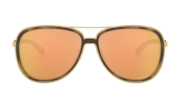 Split Time - Brown Tortoise / Prizm Rose Gold Polarized