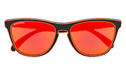 Frogskins™ - Raceworn Orange