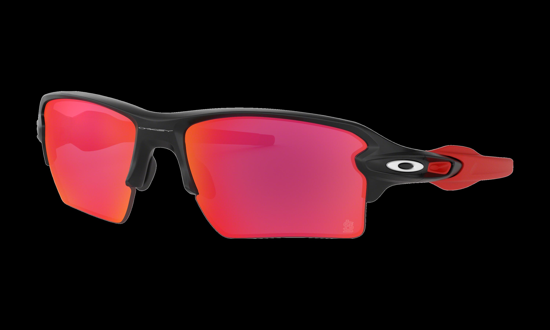 Flak® 2.0 XL MLB® St. Louis Cardinals Matte Black Sunglasses   Oakley® US