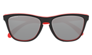 Frogskins™ 50/50 Collection - Bright Red Black
