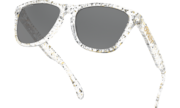 Frogskins™ Metallic Splatter Collection - Splatter Clear