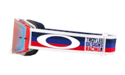 Front Line™ MX Goggle - Troy Lee Design Pre-Mix Red White Black