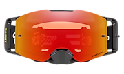 Front Line™ MX Goggles - Troy Lee Designs Pre-Mix Red Orange Yellow