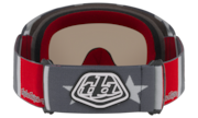 O-Frame® 2.0 MX Goggles - Troy Lee Design Low VIS Grey
