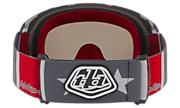 O-Frame® 2.0 MX Goggles - Troy Lee Designs Low VIS Grey