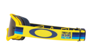 O-Frame® XS MX Goggles (Youth Fit) - Troy Lee Design Pre-Mix Yellow Blue