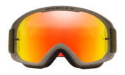 O-Frame® 2.0 MTB Goggles - Dark Brush Orange / Fire Iridium