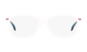 Cartwheel™ (Youth Fit) - Polished White / Demo Lens