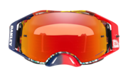 Airbrake® MX Goggle - Jeffrey Herlings Graffito Red White Black