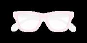Frogskins™ XS (Youth Fit) (Low Bridge Fit) - Polished Milkshake Pink
