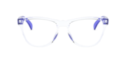 Frogskins™ XS (Youth Fit) (Low Bridge Fit) - Polished Clear