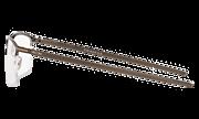 Tie Bar™ 0.5 - Pewter