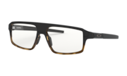 Cogswell - Polished Black Brown Tortoise / Demo Lens