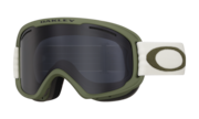 O-Frame® 2.0 PRO XM Snow Goggles - Dark Brush Grey / Dark Grey