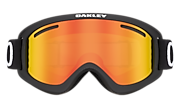 O-Frame® 2.0 PRO XS (Youth Fit) Snow Goggles - Matte Black