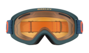 O-Frame® 2.0 PRO XS Snow Goggles - Poseidon Orange / Persimmon