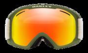O-Frame® 2.0 PRO XL (Asia Fit) Snow Goggles - Dark Brush Grey