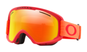 O-Frame® 2.0 PRO XM (Asia Fit) Snow Goggles - Red Neon Orange / Fire Iridium