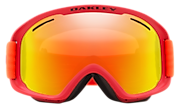 O-Frame® 2.0 PRO XM (Asia Fit) Snow Goggles - Red Neon Orange