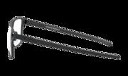 Torque Wrench - Satin Light Steel / Demo Lens