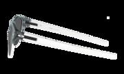 Latch™ Key L Jeff Staple Collection - Crystal Black / Prizm Black