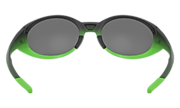 Oakley® Definition Eye Jacket™ Redux - Matte Black Fade Green