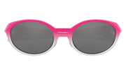 Oakley® Definition Eye Jacket™ Redux - Matte Shocking Pink Fade