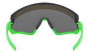 Oakley® Definition Wind Jacket® 2.0  - Matte Black Fade Green