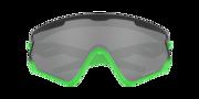 Oakley® Definition Wind Jacket® 2.0 - Matte Black Fade Green