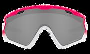 Oakley® Definition Wind Jacket® 2.0 - Matte Shocking Pink Fade