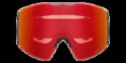 Fall Line XL Snow Goggles - Dark Grey Grenache Camo