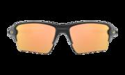 Flak™ 2.0 XL - Matte Black / Prizm Rose Gold Polarized
