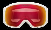 Flight Tracker XM Snow Goggles - Matte White