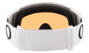 Flight Tracker XM Snow Goggles - Matte White