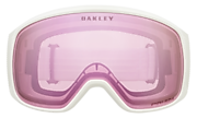 Flight Tracker XM Snow Goggles - Factory Pilot White