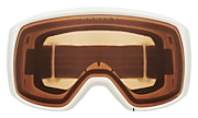 Flight Tracker XS Snow Goggles - Matte White