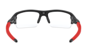 Flak® XS (Youth Fit) - Polished Black / Demo Lens