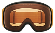 Flight Tracker XL Snow Goggles - Black Mustard