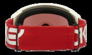 Flight Tracker XL Snow Goggles - Factory Pilot Viper Red Grey