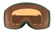 Flight Tracker XM Snow Goggles - Dark Brush Mustard